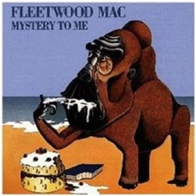 FLEETWOOD MAC - MYSTERY TO ME CD POP 12 TRACKS NEU