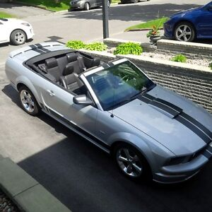 2007 Ford Mustang 4.6litre Cabriolet