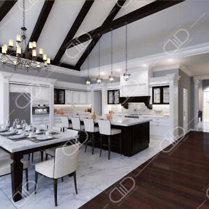 Interior Architectural Design 3D Visualization 6479770397
