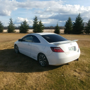2011 Honda Civic Si coupe