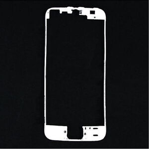 Front Glass Lens Bezel Middle Frame Repair For Apple iPhone 5 5G