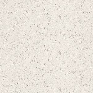 1400x600 quartz stone kitchen benchtop ice rock with 40mm mitre Clayton Monash Area Preview