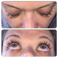 Unlimited Eyelash Extensions $65
