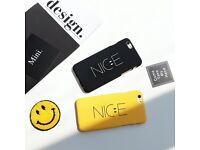 iPhone 6 smile case
