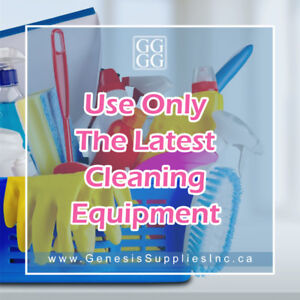Cleaning Supplies delivered to your office in Ontario