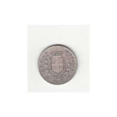 Italien 1 Lira 1863- M Vit. Eman.   Nr.39/35/15