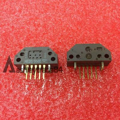 New 1pcs Heds-9140a00 Avago Zip-5 Encoder Optical Gap 3ch 500cpr