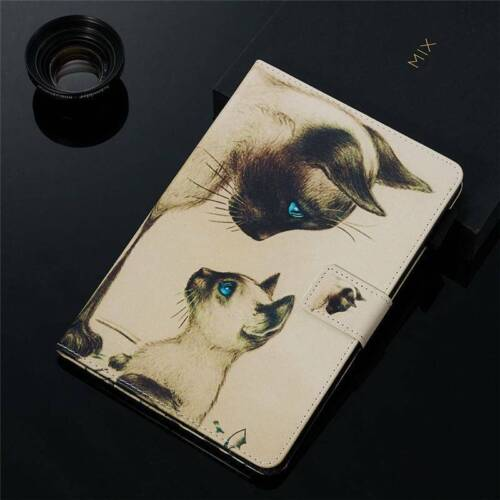"""For 6"""" 1 2 10th 5th 6th Smart Leather Stand Case Cover"""