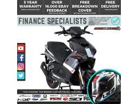 Lexmoto Diablo 50 EFi 50cc Sports Scooter *FINANCE & DELIVERY AVAILABLE*