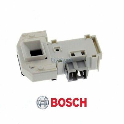 Cierre electrico lavadora Bosch 00610147