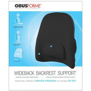 Brand New OBUSFORME Ergonomic Wideback Backrest Support