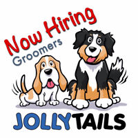 Jollytails: GROOMERS wanted for busy shop