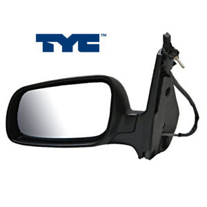 VW Manual Side View Mirror Left Or Right