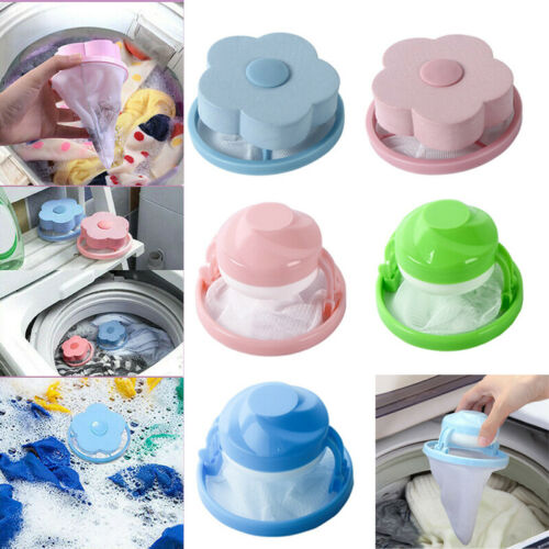 Floating Pet Fur Catcher Laundry Lint Pet Hair Remover For W