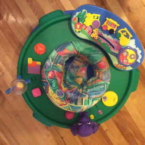 Soucoupe Evenflow ExerSaucer