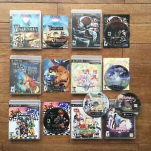 Playstation 3 - Japan Style Games