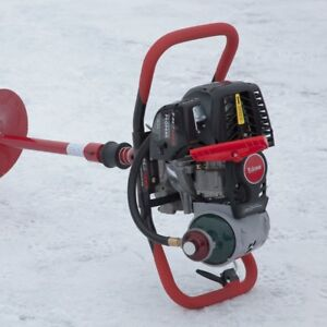 ICE AUGER REPAIRS, PARTS, RENTALS AND ACCESSORIES.