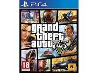 Grand Theft Auto V - GTA 5 (PS4) (New)