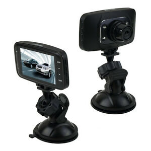 GS8000 1080p dual lens car camera recorder with G-sensor