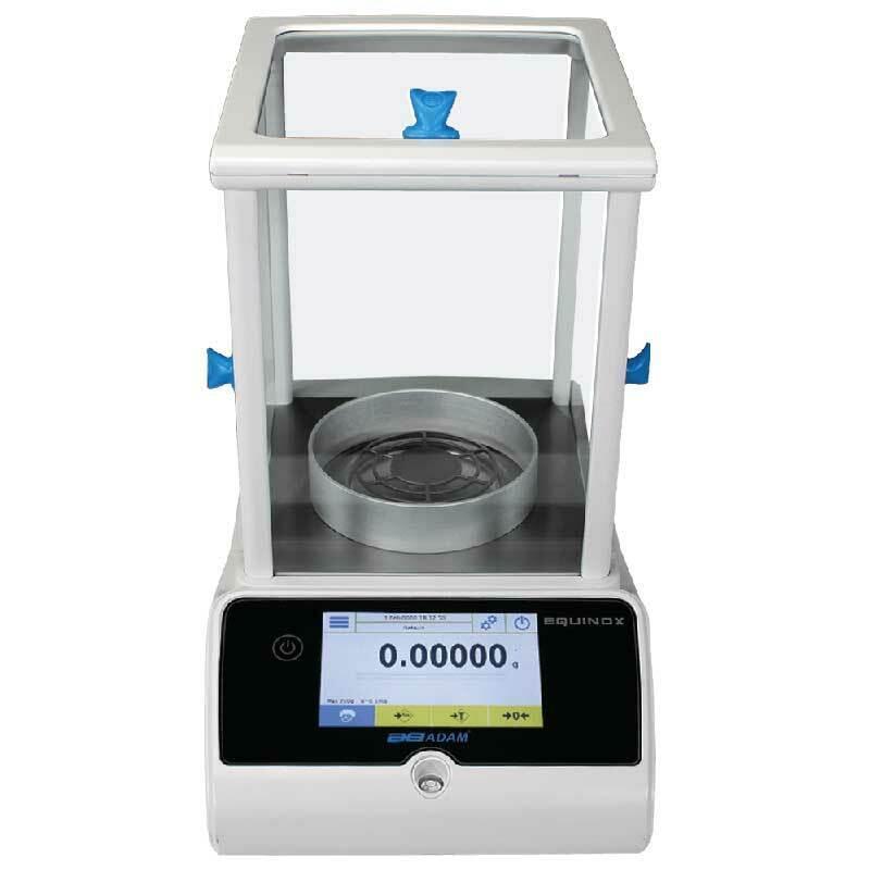 Adam Equipment EAB 225i 82g/220g, 0.01mg/0.1mg, Equinox Analytical Balance