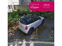 Allocated space in Central Edinburgh (ID 5301)