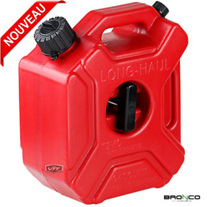 PROMO Bidon à essence Bronco 3L / 5L avec attaches incluses WOW