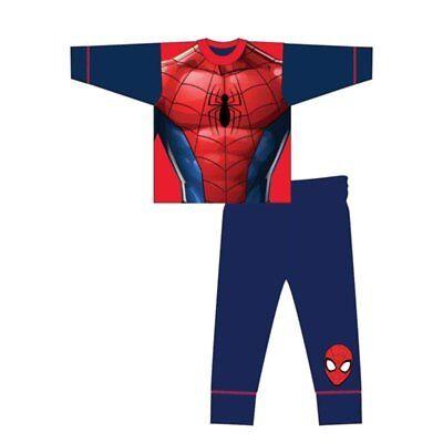 Boys Novelty Spiderman Hulk dress up pyjamas 2 3 4 5 6 7 8 years