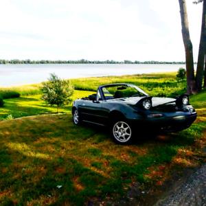 URGENT Mazda mx-5 1996