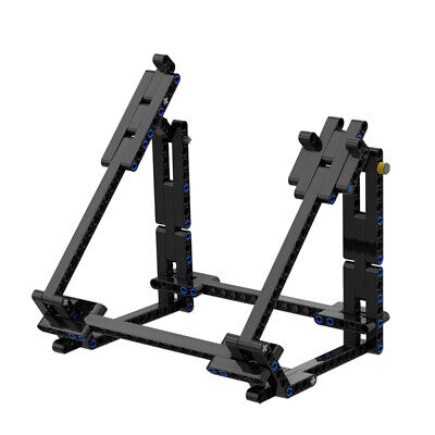 Adjustable Side Vertical Stand for 42115 Lamborghini Sián FKP 37 Building Blocks