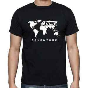 BMW R1200 GS A Adventure One World Map ★ T-SHIRT ★ ALL SIZES ★