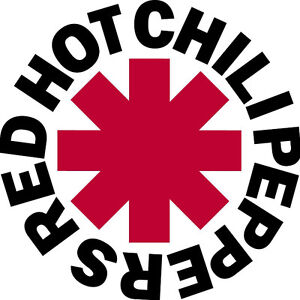 Red Hot Chili Peppers Blue/Bleu 402 rangée/row A