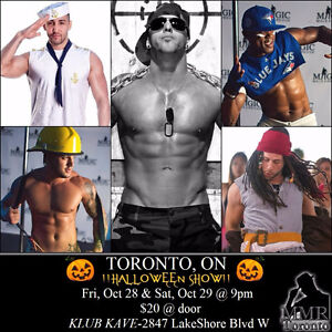 HOTTEST HALLOWEEN PARTY! LADIES NIGHT @ Klub Kave!