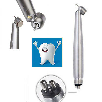 Dental Nsk-style High Speed Surgical Handpiece 45 Degree Led E-generator 4 Hole