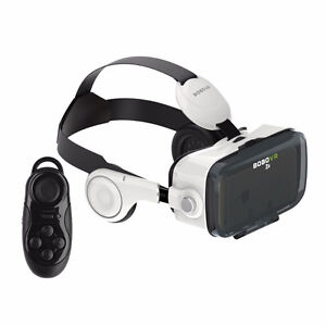 BobovrZ4 VR Glasses w. Headphones,Controller-top rated-120FOV