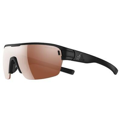 Adidas zonyk aero ad 06 9200 Sonnenbrille Rad Lauf Ski Brillen Polaroidglas NEU