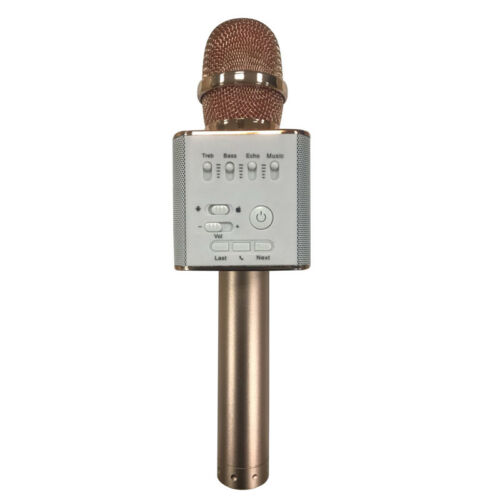 Q9 Wireless Bluetooth Handheld KTV Karaoke Mikrofon Mic Lautsprecher für Telefon