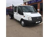 Ford Transit tipper double cab