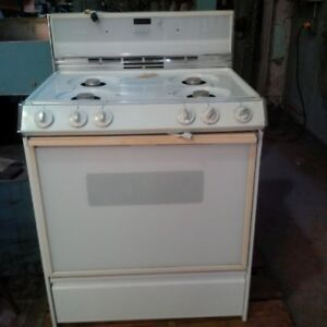 Simplicity Gas Oven