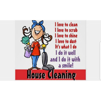 Home cleaning!