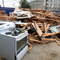 SAME DAY CHEAP Junk Removal Service Edmonton 780 240-5567