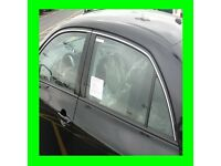 PORSCHE CHROME WINDOW TRIM MOLDING 2PC W//5YR WRNTY+FREE INTERIOR PC