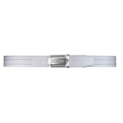 Titleist Golf TOUR Buckle Leather Belt 2020 New Model AABT01 White