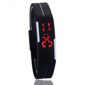 ultra thin led digital fashion new design