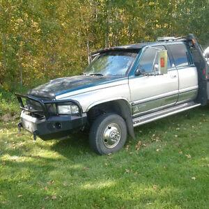 1995 Dodge Power Ram 3500 Pickup Truck