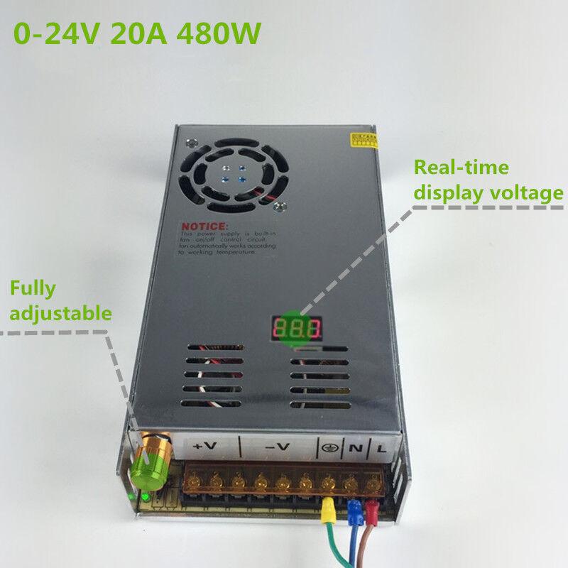 Densei-Lambda Alpha 2500 Power Supply 16A//230V 2166W Max