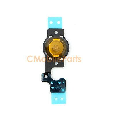 iPhone 5C Home Button Home Menu Button Flex Cable A1456 A1507 A1516 A1529 A1532 comprar usado  Enviando para Brazil