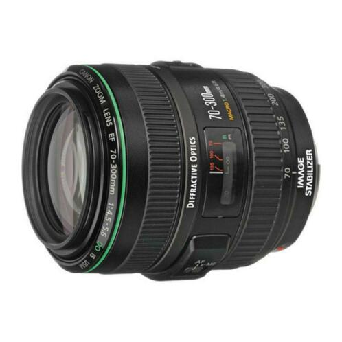 Canon EF 70-300mm f/4.5-5.6 DO IS USM objectief -