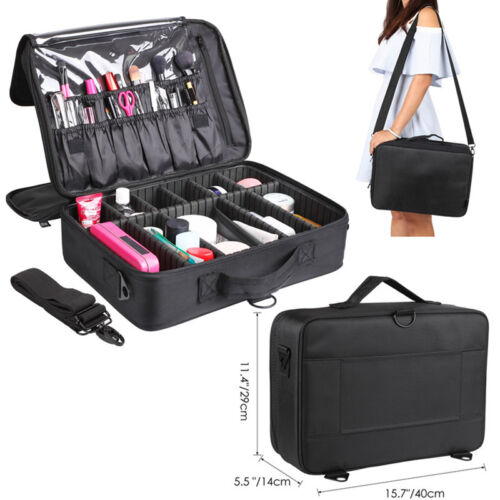 make up case bag cosmetic storage beauty
