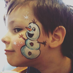 Affordable Face Painting, Balloon Twisting, Glitter Tattoos