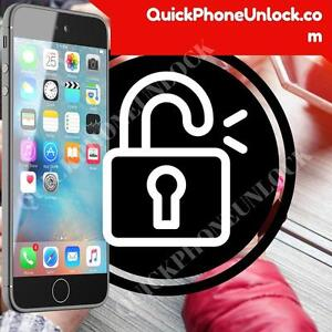 ROGERS / FIDO -- iPhone UNLOCKING -- $59.99 CAD